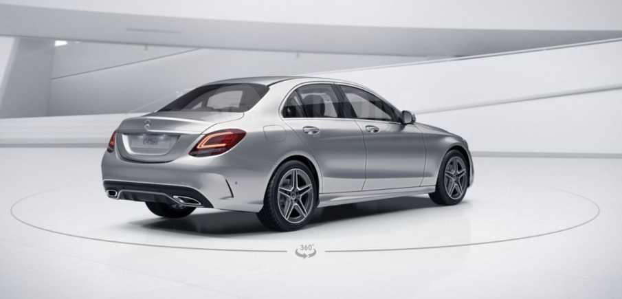 Mercedes-Benz C-Class, 2019 год, 2 687 274 руб.