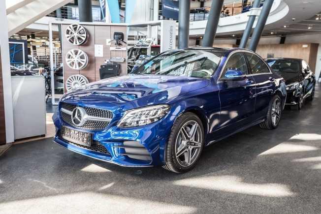 Mercedes-Benz C-Class, 2019 год, 2 816 300 руб.