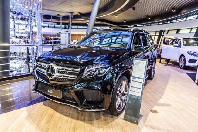 Mercedes-Benz GLS-Class, 2019 год, 6 502 500 руб.