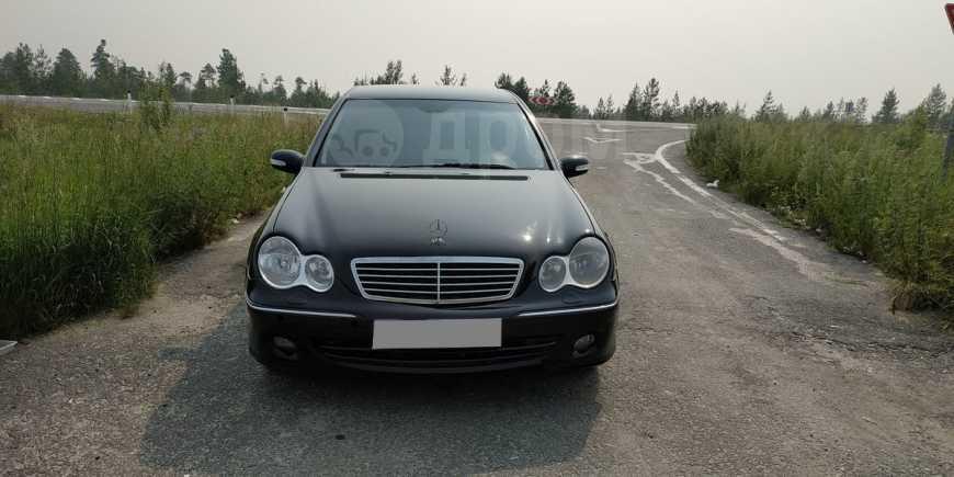 Mercedes-Benz C-Class, 2005 год, 380 000 руб.