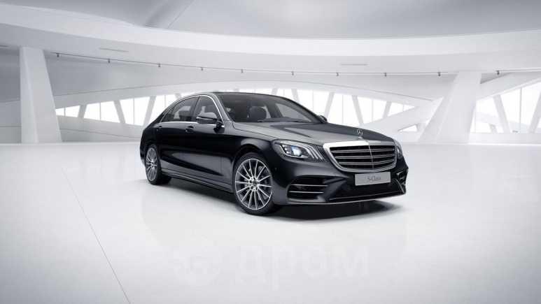 Mercedes-Benz S-Class, 2019 год, 11 427 584 руб.