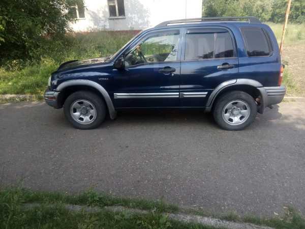 Suzuki Grand Vitara, 2004 год, 393 000 руб.