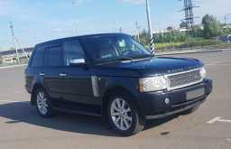 Омск Range Rover 2006
