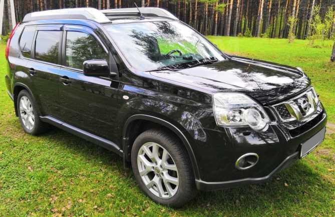 Nissan X-Trail, 2012 год, 999 000 руб.
