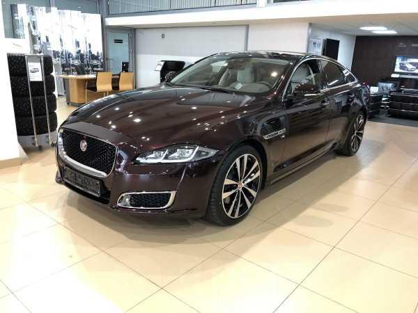 Jaguar XJ, 2019 год, 7 986 000 руб.