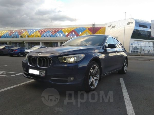 BMW 5-Series Gran Turismo, 2010 год, 1 310 000 руб.