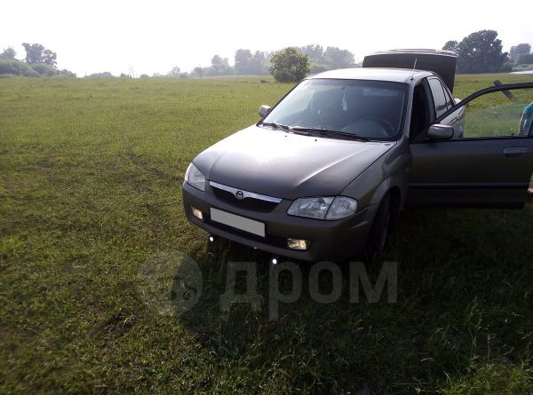 Mazda Protege, 1996 год, 100 000 руб.