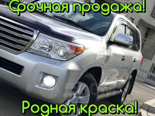 Toyota Land Cruiser, 2012 год, 2 377 000 руб.