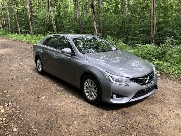 Toyota Mark X, 2014 год, 1 200 000 руб.