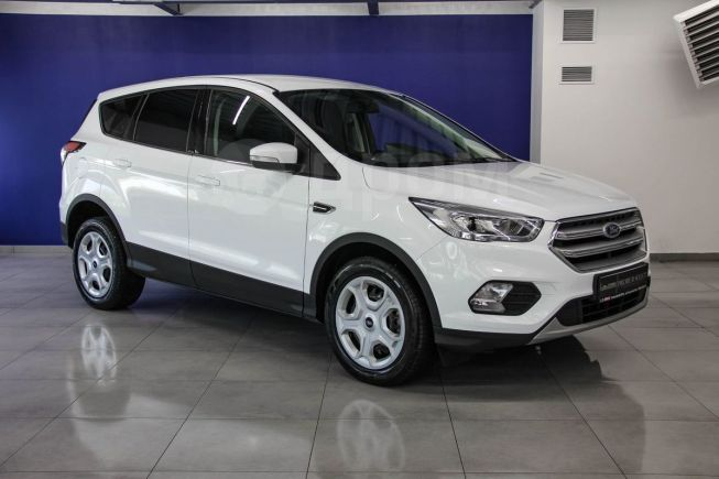 Ford Kuga, 2017 год, 1 070 000 руб.