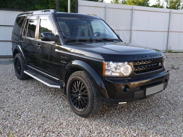 Land Rover Discovery, 2013 год, 1 555 000 руб.