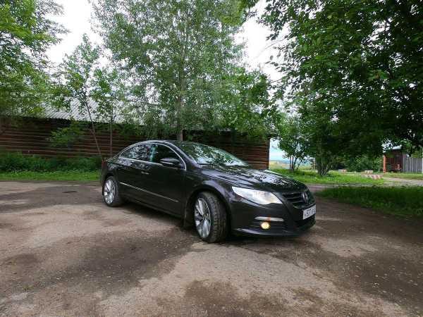 Volkswagen Passat CC, 2009 год, 700 000 руб.