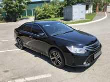 Владивосток Toyota Camry 2016
