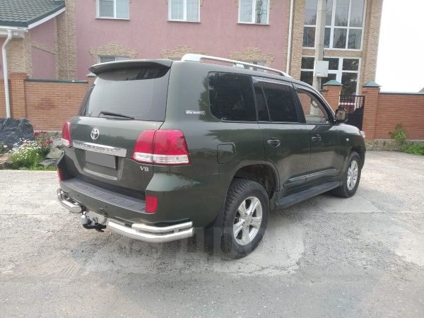 Toyota Land Cruiser, 2011 год, 1 787 000 руб.