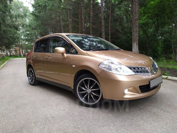 Nissan Tiida, 2010 год, 480 000 руб.