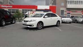 Новосибирск Allion 2012