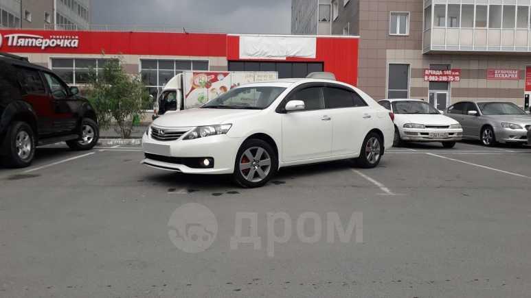 Toyota Allion, 2012 год, 900 999 руб.