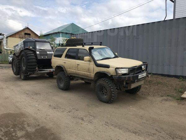 Toyota Hilux Surf, 1999 год, 500 000 руб.