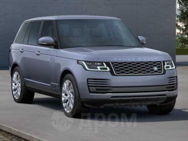 Land Rover Range Rover, 2019 год, 9 213 000 руб.