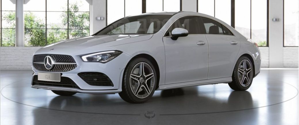 Mercedes-Benz CLA-Class, 2019 год, 2 126 750 руб.