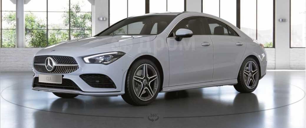 Mercedes-Benz CLA-Class, 2019 год, 2 405 400 руб.