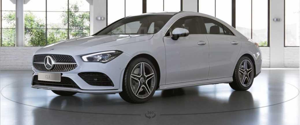 Mercedes-Benz CLA-Class, 2019 год, 2 595 816 руб.