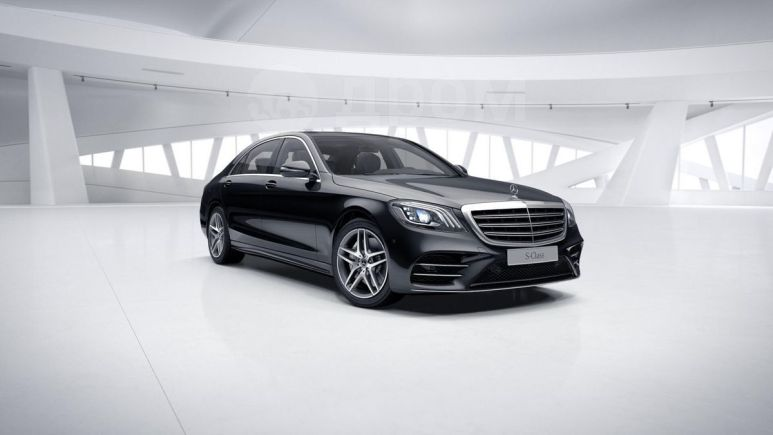 Mercedes-Benz S-Class, 2019 год, 8 270 024 руб.