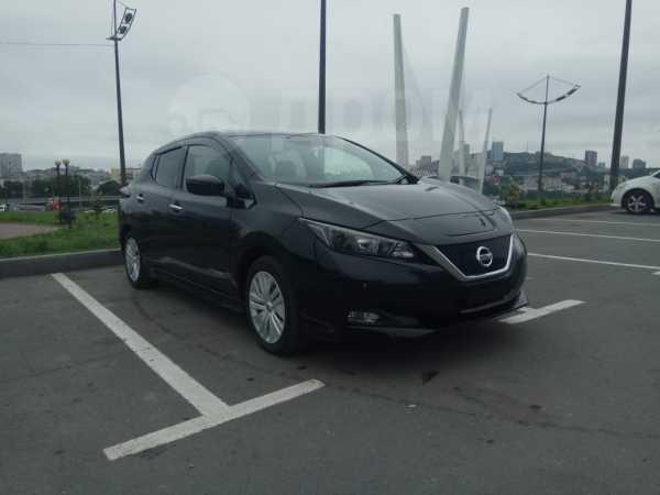 Nissan Leaf, 2018 год, 1 310 000 руб.