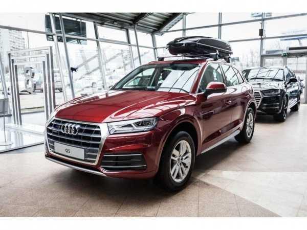 Audi Q5, 2019 год, 3 358 115 руб.