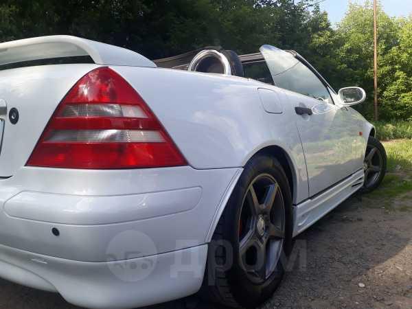 Mercedes-Benz SLK-Class, 1997 год, 420 000 руб.