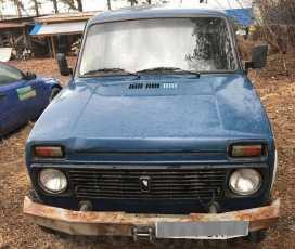 Свободный 4x4 2121 Нива 2001
