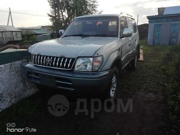 Toyota Land Cruiser Prado, 1997 год, 250 000 руб.