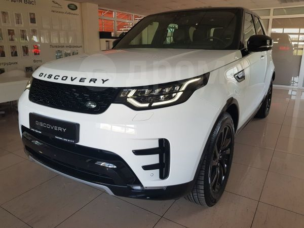 Land Rover Discovery, 2019 год, 5 993 000 руб.