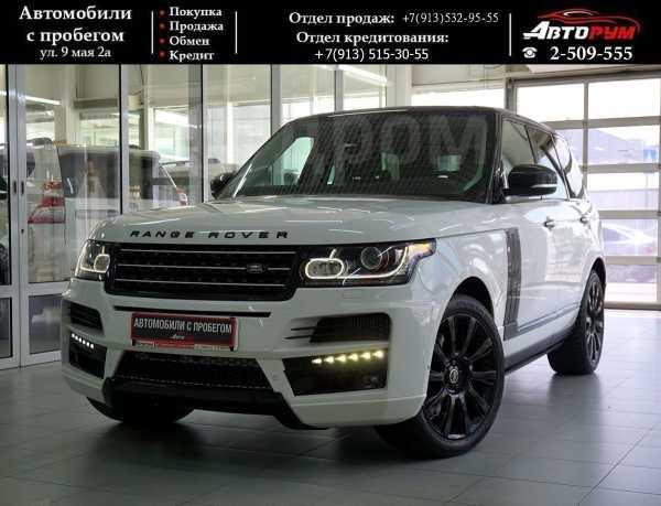 Land Rover Range Rover, 2015 год, 4 447 000 руб.