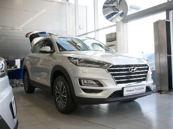 Hyundai Tucson, 2019 год, 2 019 300 руб.