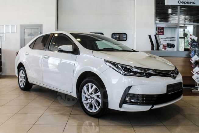 Toyota Corolla, 2017 год, 1 190 000 руб.
