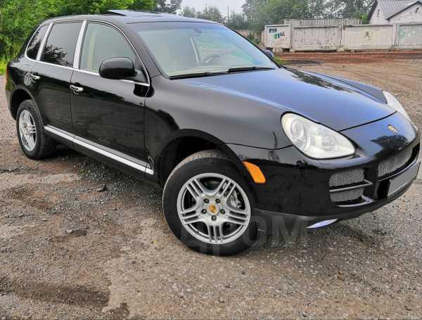 Porsche Cayenne, 2004 год, 700 000 руб.