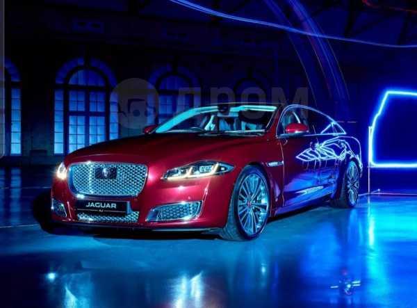 Jaguar XJ, 2016 год, 3 800 000 руб.