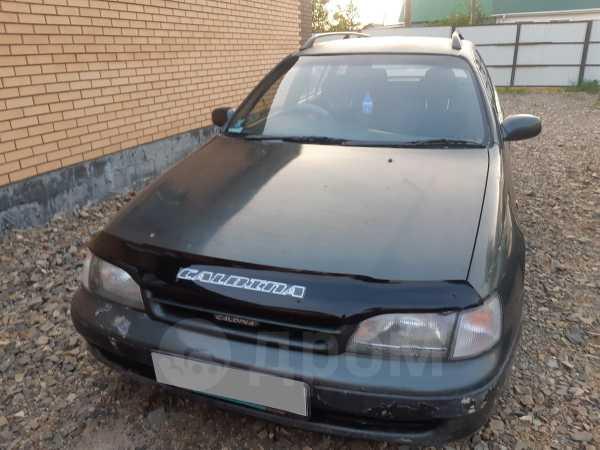 Toyota Caldina, 1995 год, 100 000 руб.