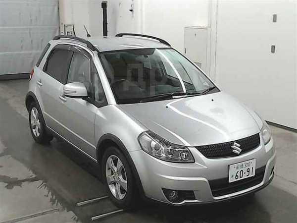 Suzuki SX4, 2010 год, 598 000 руб.
