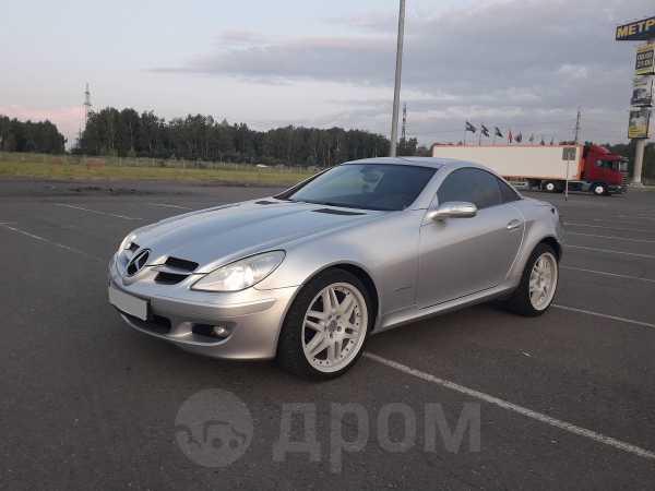 Mercedes-Benz SLK-Class, 2005 год, 680 000 руб.