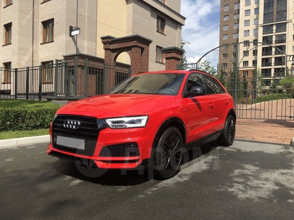 Audi Q3, 2018 год, 2 170 000 руб.
