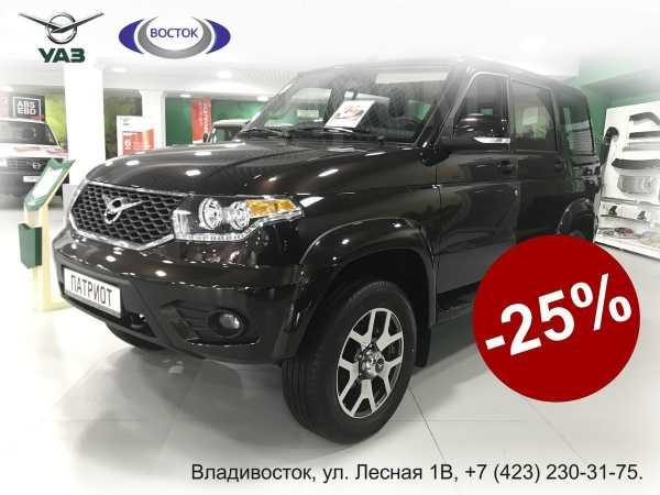 УАЗ Патриот, 2018 год, 1 149 100 руб.