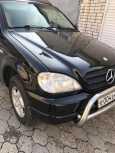 Mercedes-Benz M-Class, 1999 год, 420 000 руб.