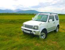 Петропавловск-Камч... Jimny Sierra 2002