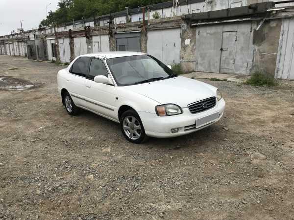 Suzuki Cultus, 1996 год, 115 000 руб.