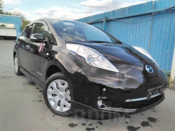 Nissan Leaf, 2014 год, 800 000 руб.