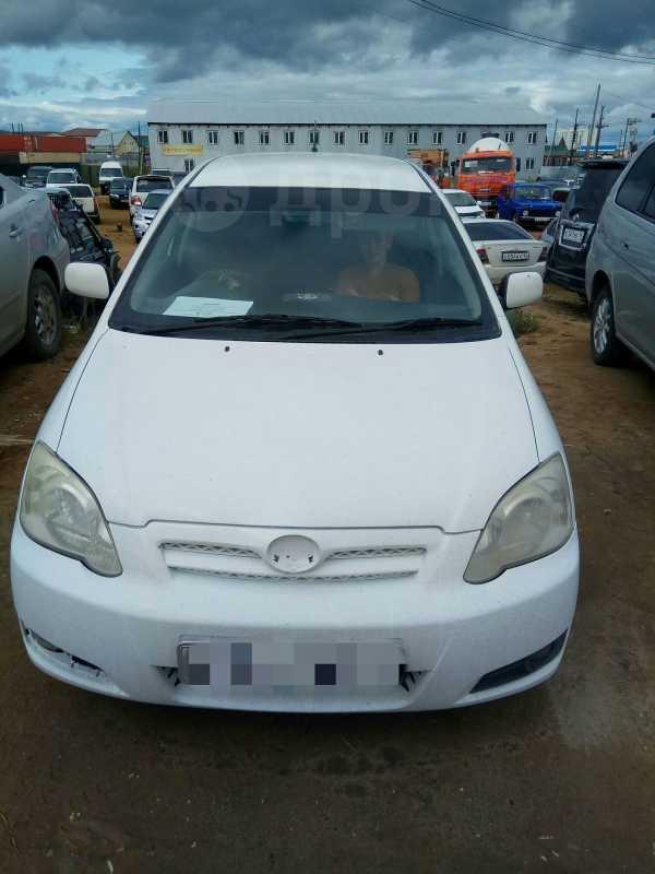 Toyota Allex, 2005 год, 365 000 руб.