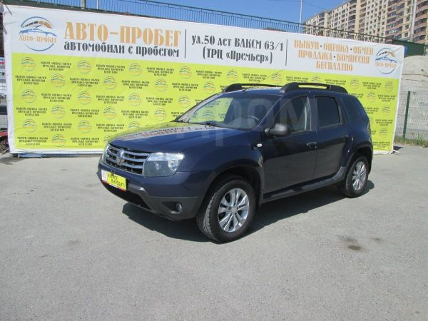 Renault Duster, 2014 год, 535 000 руб.