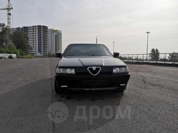 Alfa Romeo 164, 1992 год, 180 000 руб.